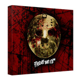 FRIDAY THE 13TH - BLOODY MASK T-Shirt - Societee Norms - 2