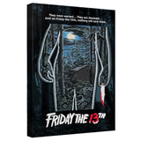 FRIDAY THE 13TH - POSTER T-Shirt - Societee Norms - 1