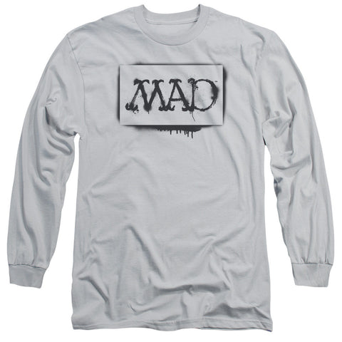 Mad Magazine - Stencil T-Shirt - Societee Norms - 2