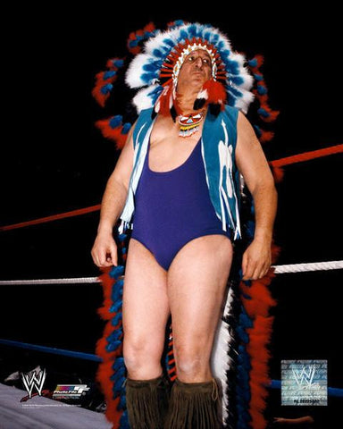Chief Jay Strongbow - WWE Photo
