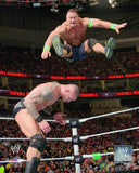John Cena & Randy Orton - WWE Photo