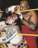 Abdullah the Butcher - Autographed 8x10 Photo