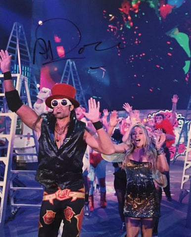 Adam Rose - Autographed 8x10 Photo - maniacjoe
