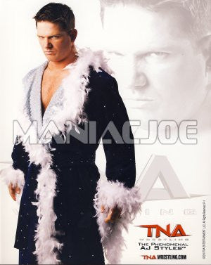 AJ Styles - TNA Promo Photo
