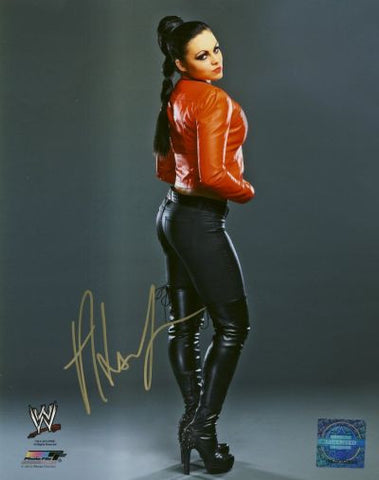 Aksana - Autographed WWE 8x10 Photo - maniacjoe