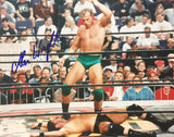 Alex Wright - Autographed WCW 8x10 Photo