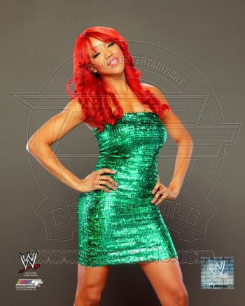 Alicia Fox - WWE Photo #2 - maniacjoe