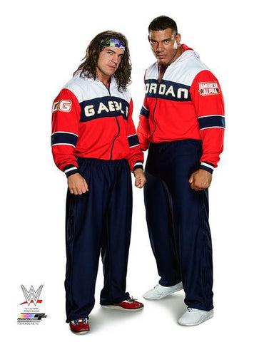American Alpha (Chad Gable & Jason Jordan) - WWE Photo #1