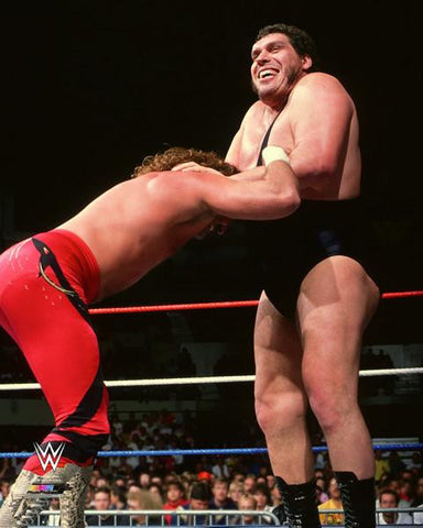 Andre the Giant - WWE Photo #3