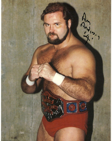 Arn Anderson - Autographed 8x10 Promo Photo