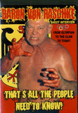 Baron von Raschke - Shoot Interview DVD