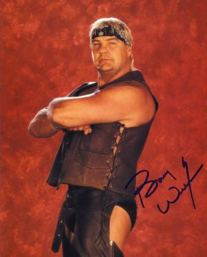Barry Windham - Autographed 8x10 Photo - maniacjoe