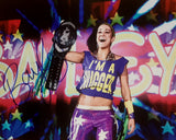 Bayley - Autographed WWE 8x10 Photo