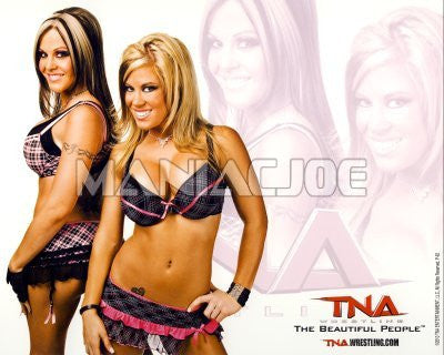 BEAUTIFUL PEOPLE P-62 - TNA Promo Photo - maniacjoe