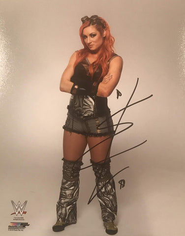 Becky Lynch - Autographed WWE 8x10 Photo