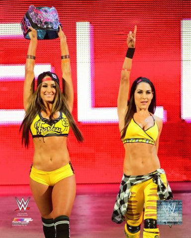 Bella Twins (Nikki & Brie) - WWE Photo #18 - maniacjoe