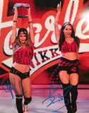 Bella Twins - Autographed 11x14 Photo