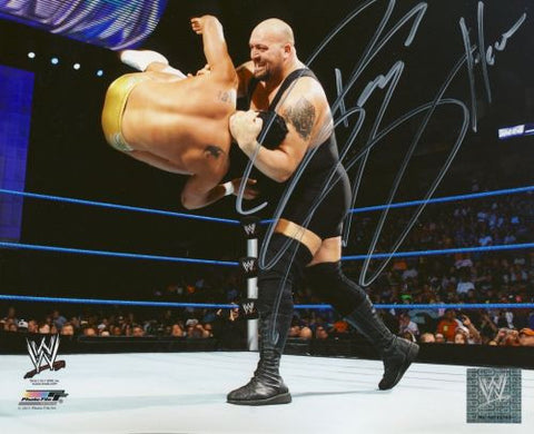 Big Show - AUTOGRAPHED WWE 8x10 Photo - maniacjoe