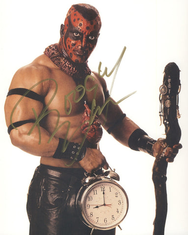 Boogeyman - Autographed 8x10 Promo Photo