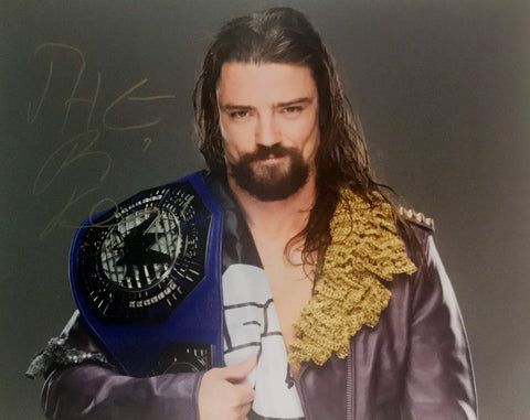 Brian Kendrick - Autographed WWE 8x10 Photo