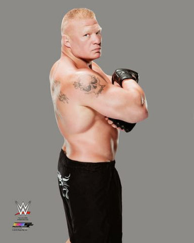 Brock Lesnar - WWE Photo #7