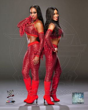 Cameron & Naomi - WWE Photo #2