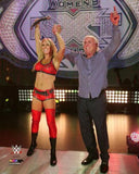 Charlotte & Ric Flair - WWE Photo
