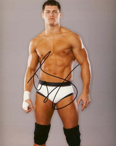Cody Rhodes - Autographed 8x10 Photo