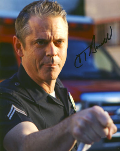 C Thomas Howell - Autographed 8x10 Photo