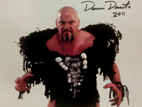 Damian Demento - Autographed 8x10 Promo Photo