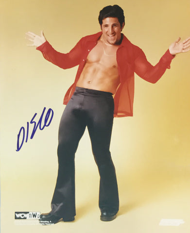 Disco Inferno - Autographed WCW 8x10 Photo