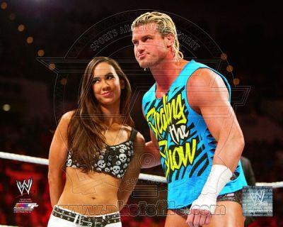 Dolph Ziggler & AJ Lee - WWE Photo #10
