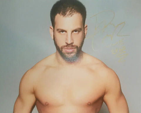 Drew Gulak - Autographed WWE 8x10 Photo