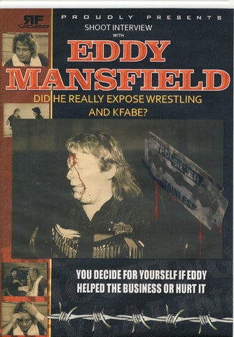 Eddy Mansfield - Shoot Interview DVD