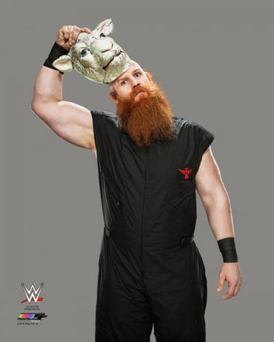 Erick Rowan - WWE Photo #3