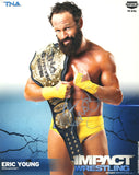Eric Young - Autographed TNA 8x10 Promo Photo