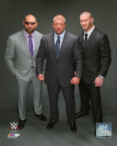 Evolution - WWE Photo #1