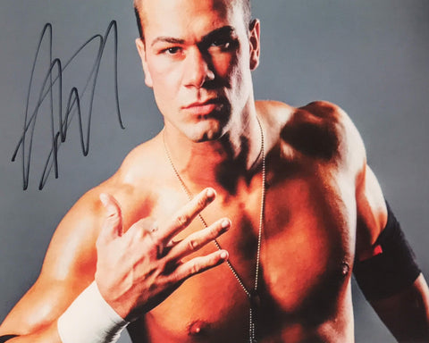 Flip Gordon - Autographed 8x10 Promo Photo