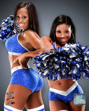 Funkadactyls (Cameron & Naomi) - WWE Photo #2