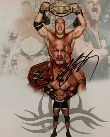 Goldberg - Autographed 8x10 Promo Photo