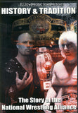 History & Tradition - The Story of the National Wrestling Alliance DVD