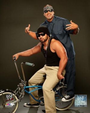 Hunico & Camacho - WWE Photo #2