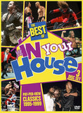 Best of In Your House - WWE DVD  (3 disc set)