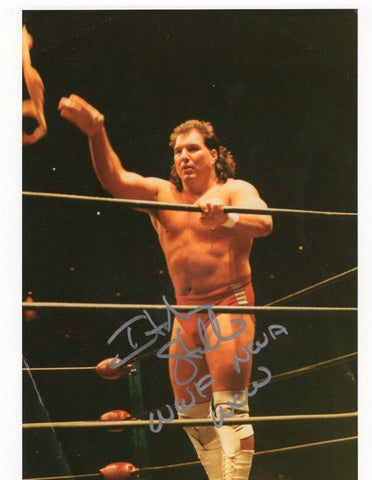 Italian Stallion Gary Sabaugh - Autographed 8x10 Photo