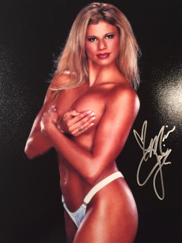 Jackie Gayda - Autographed 11x14 Photo