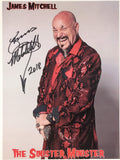 James Mitchell - Autographed Promo Photo