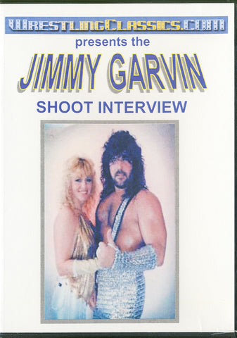 Jimmy Garvin - Shoot Interview DVD