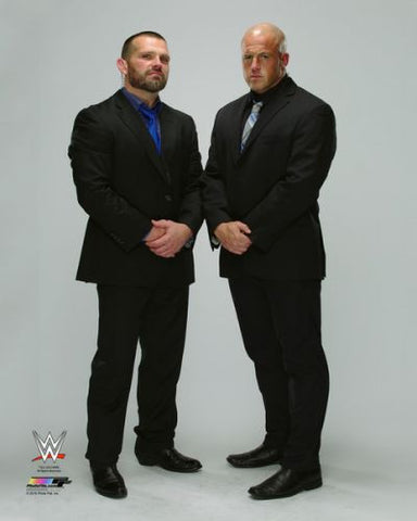 J&J Security (Jamie Noble and Joey Mercury) - WWE Photo #1