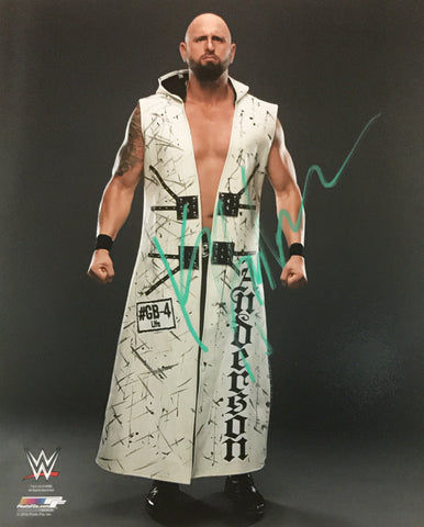 Karl Anderson - Autographed 8x10 Photo