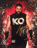 Kevin Owens - Autographed 11x14 Photo